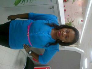Jummy in a Chiffon blouse by Cecili - N3500